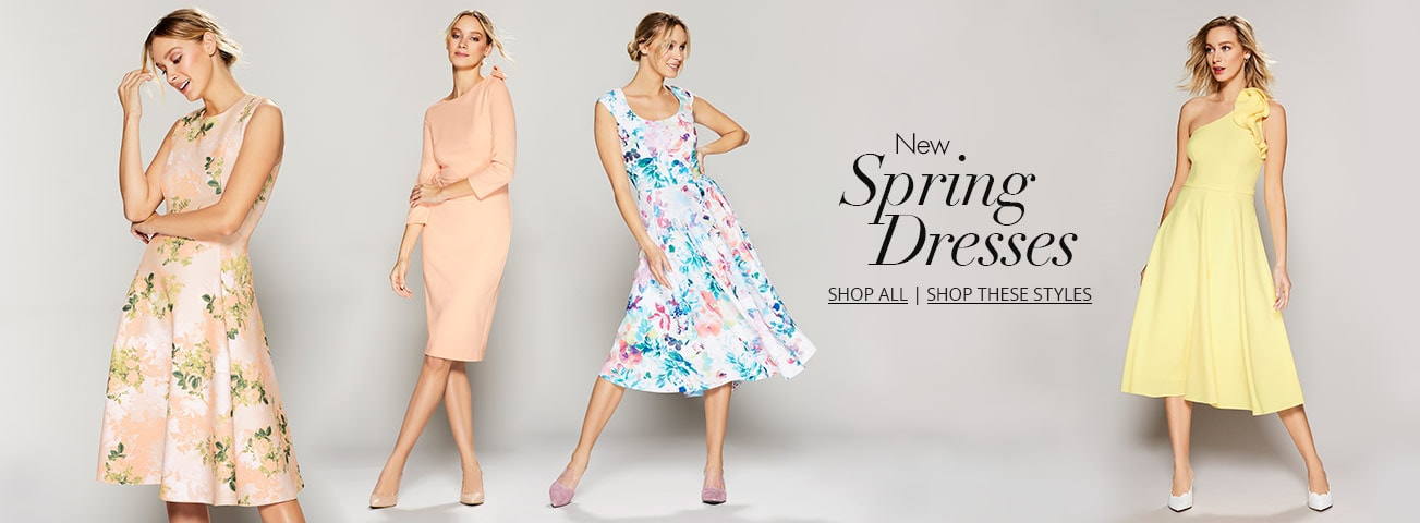 Shop all women's spring dresses on Dillards.com