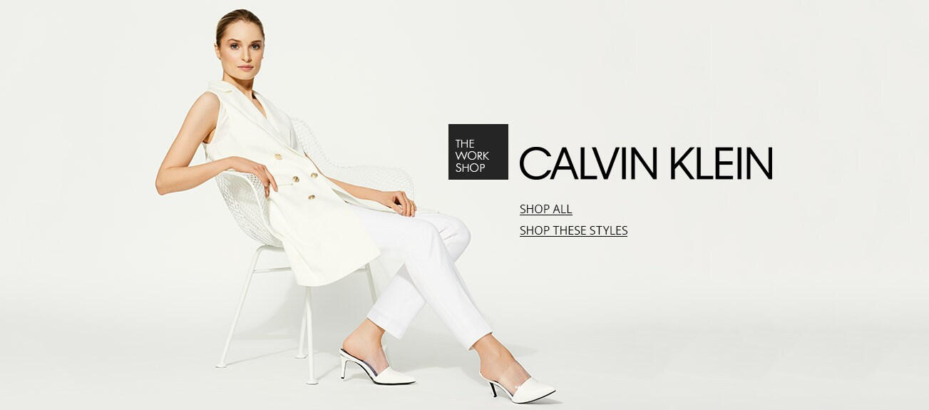 Shop all Calvin Klein workwear