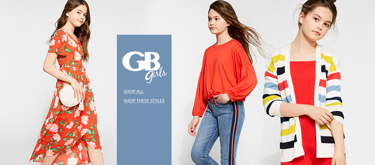 Shop GB Girls at Dillards.com