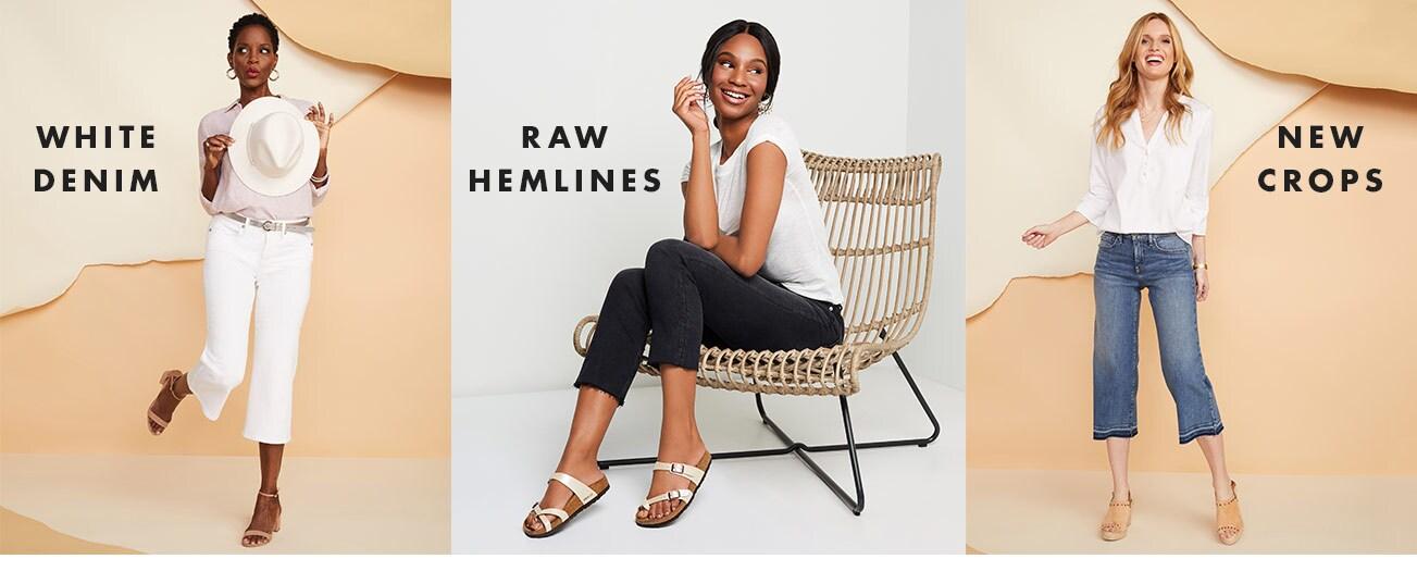 5aaecbf620e Shop women s denim styles on Dillards.com