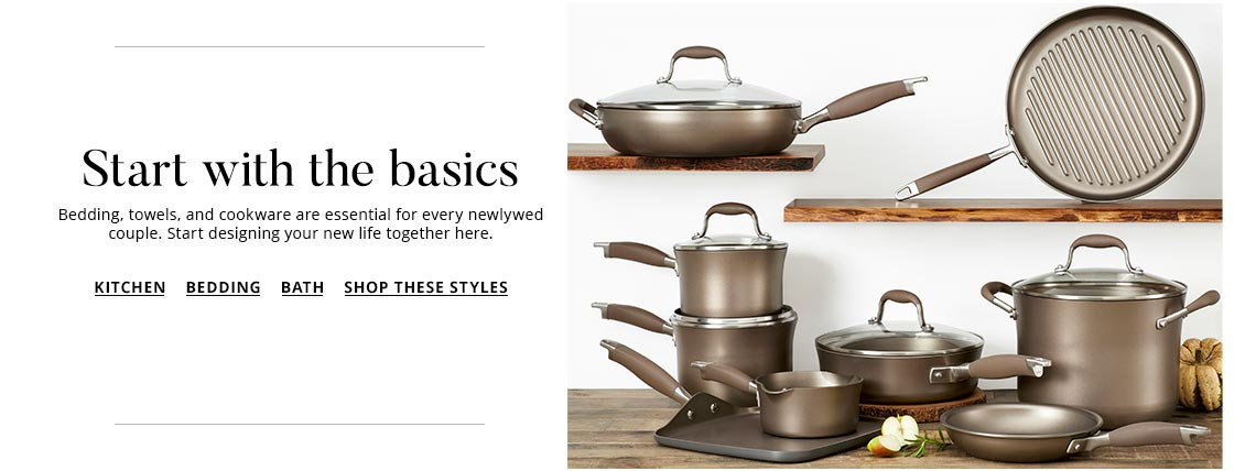 Shop Kitchen, Bedding & Bath Basics on Dillards.com