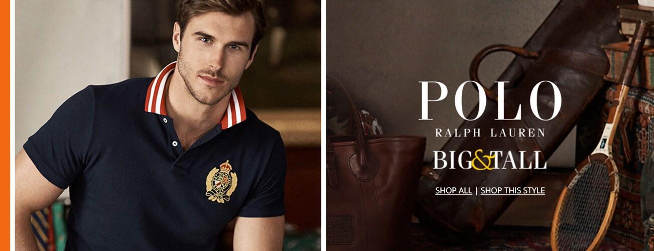 cd638a6cf32 Shop Big   Tall Polo Ralph Lauren on Dillards.com