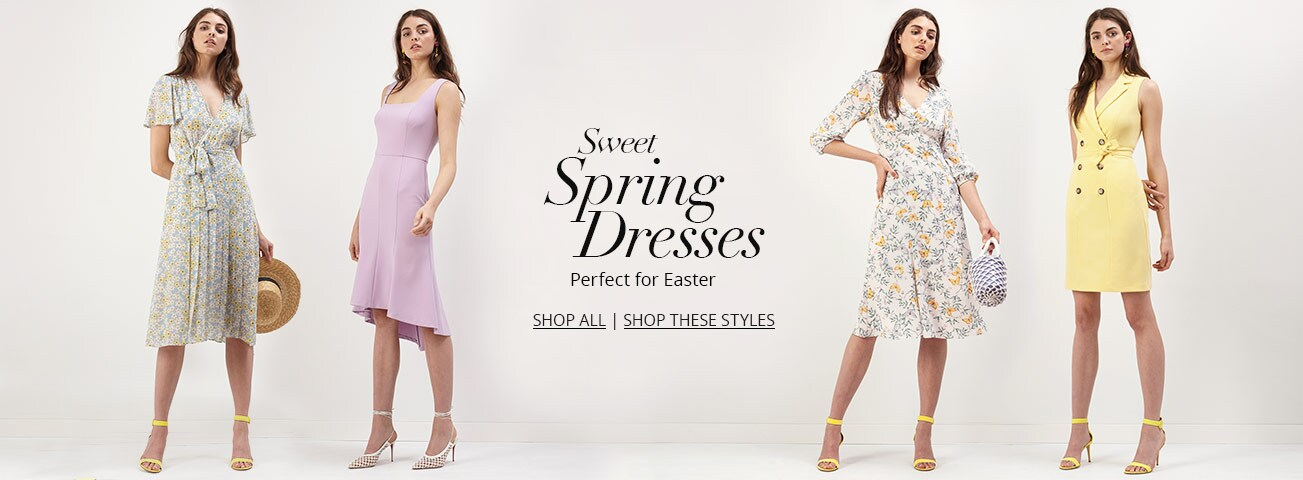 0ea59ade46 Shop all women s sweet spring dresses on Dillards.com