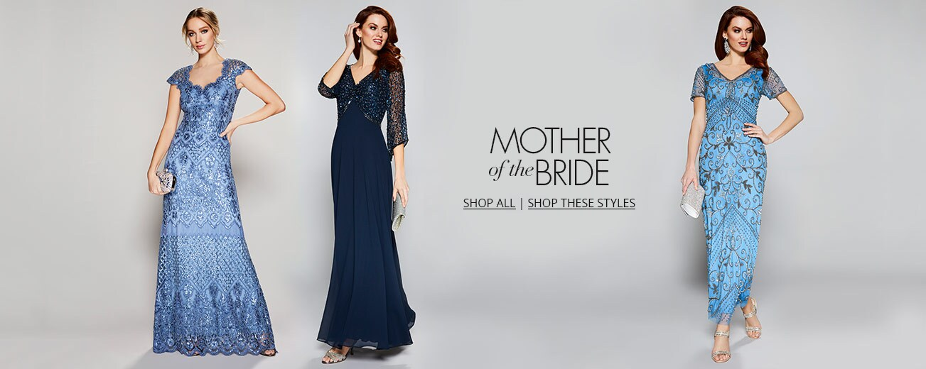 Mother Of The Bride Dresses & Gowns