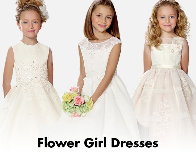 Flower Girl Dresses | Dillard's