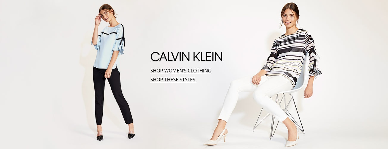 fb0f574128d Shop women s clothing from Calvin Klein