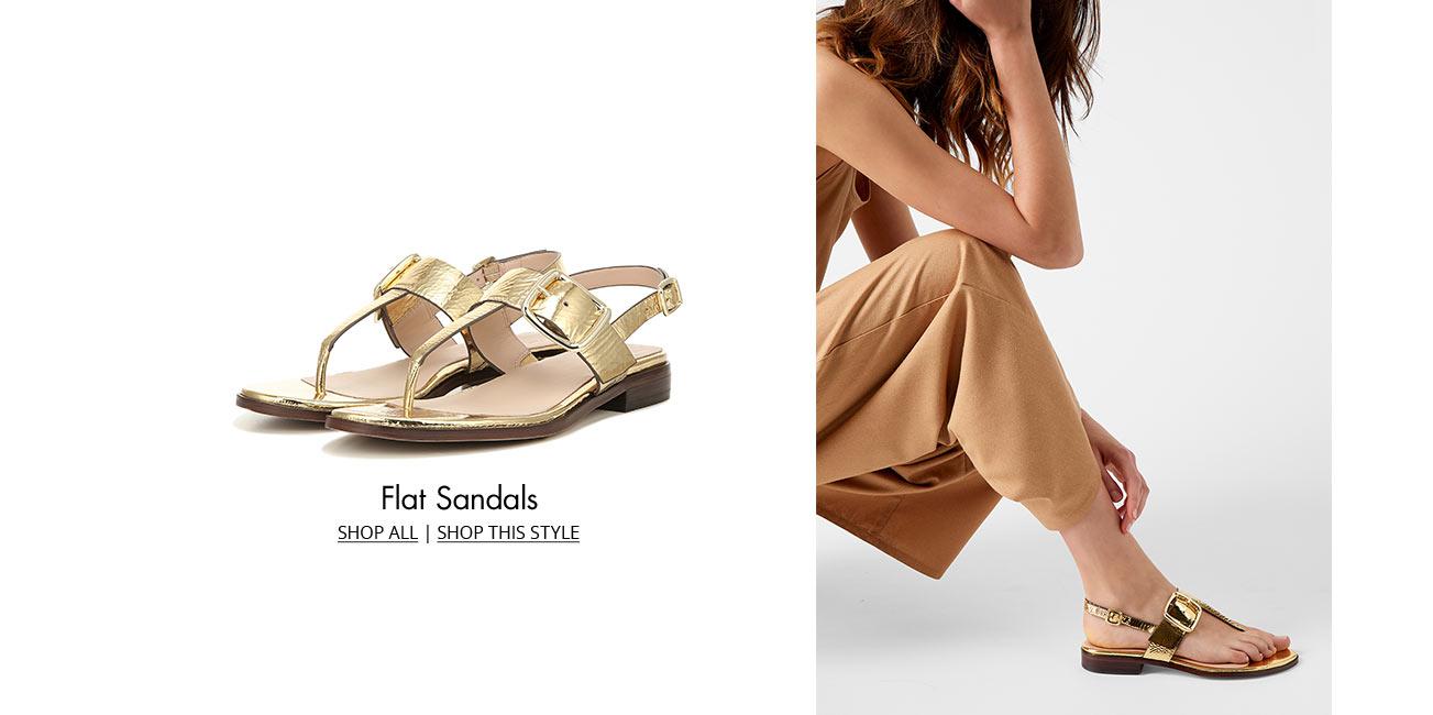 9eebf6f6a29a Shop women s flat sandals