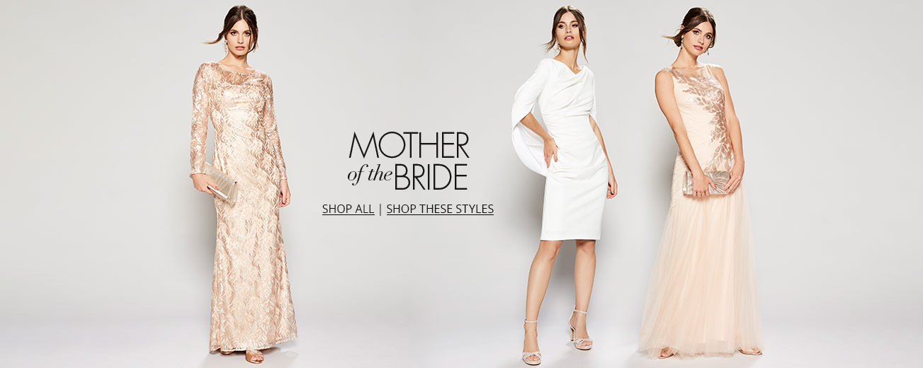 Mother of Bride Dress