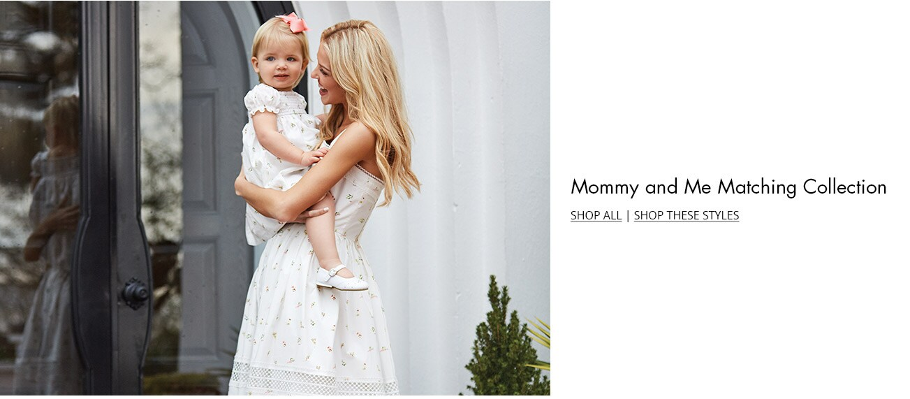 20ea9263ab5 Shop Mommy and Me Matching Collection
