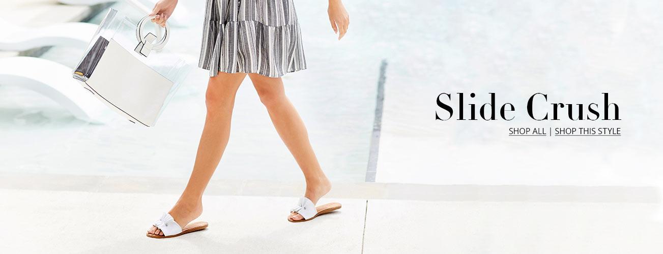 4e1cbbdd67c9 Shop women s special occasion shoes. Shop women s slides