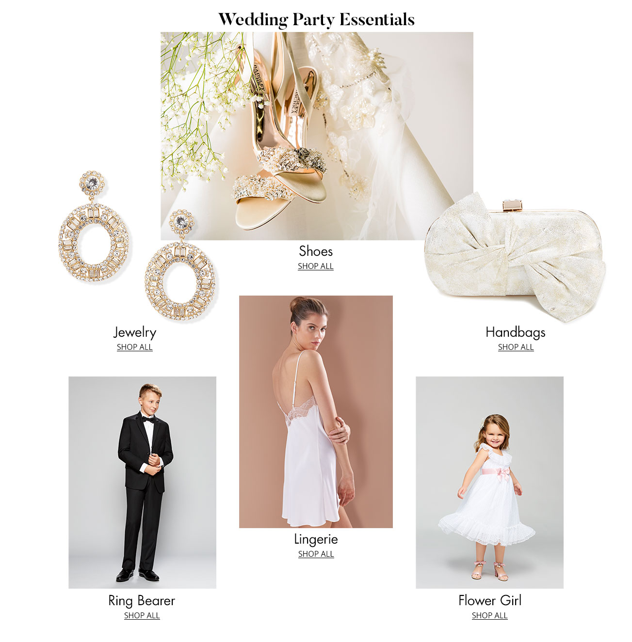 Wedding Gowns Outlet: Bridal Gowns & Wedding Party Attire