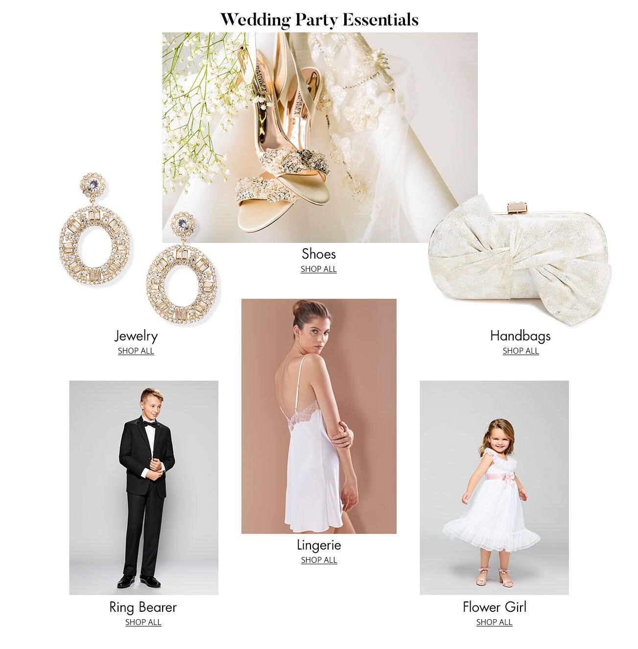 6085dc522f2 Wedding party essentials on Dillards.com