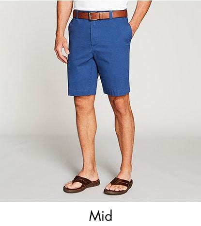 1b703dc171 Shop All Mid Length Shorts