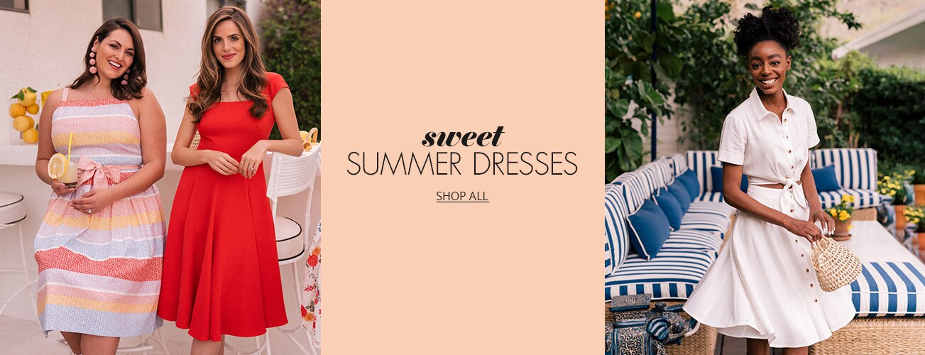 a78a72de6a Women s sweet summer dresses