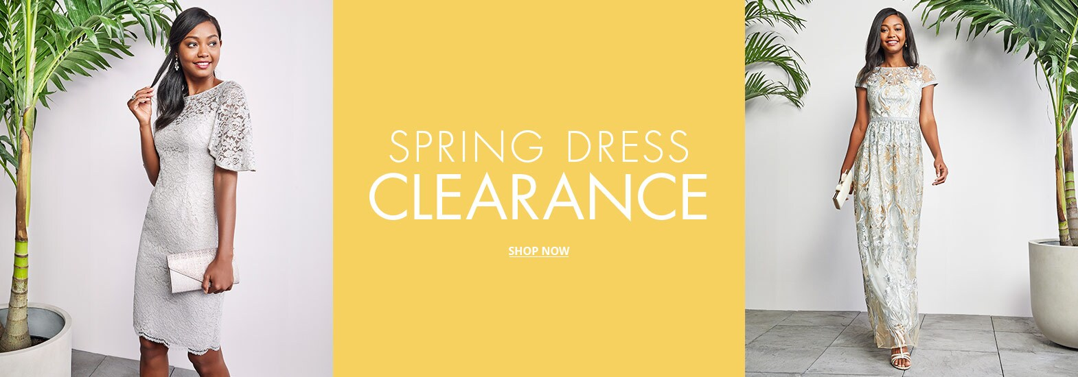 Shop the spring dress clearance