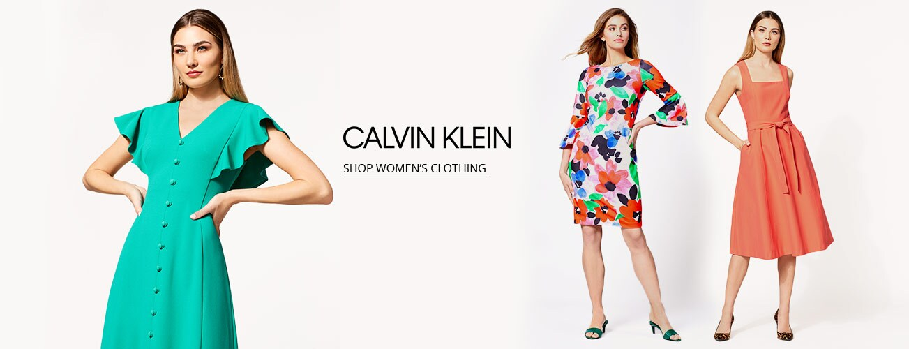 e3b1c2ee Shop women's clothing from Calvin Klein
