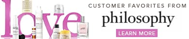 Philosophy Customer Favorites