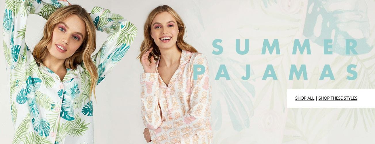 55f0b81e3f8 Shop all summer pajamas