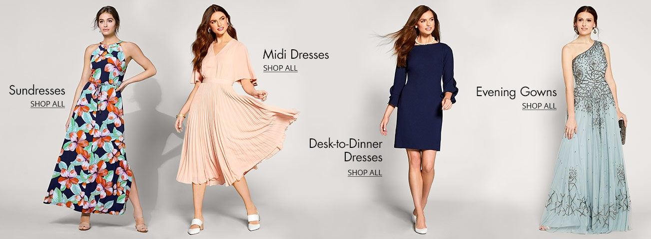 4df7463cc315 Shop all women's dresses on Dillards.com