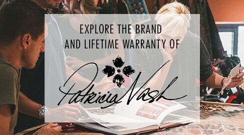Patricia Nash Warranty Information