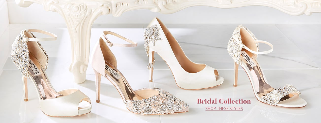 5c3e115c8 Women's Bridal & Wedding Shoes | Dillard's