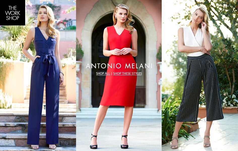 Shop for workwear from Antonio Melani