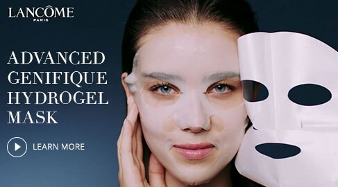 Learn More about the Lancome Genifique Hydrogel Mask