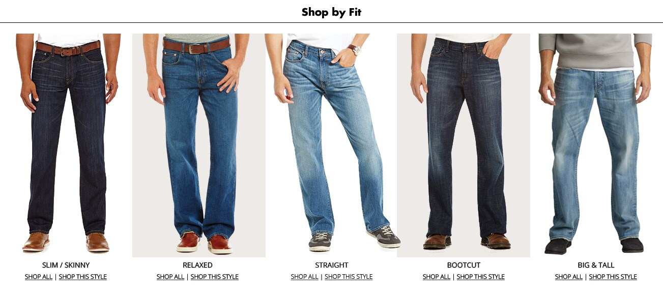 a86bd5a1 Men's Jeans | Dillard's