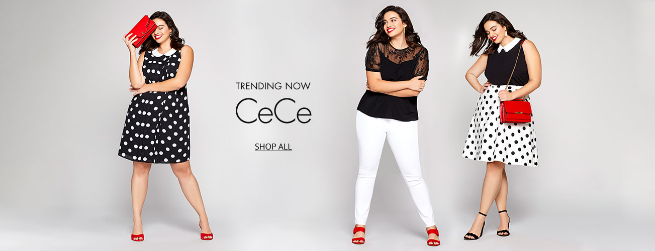 b60f04d1f0 Shop women's CeCe plus styles on Dillards.com