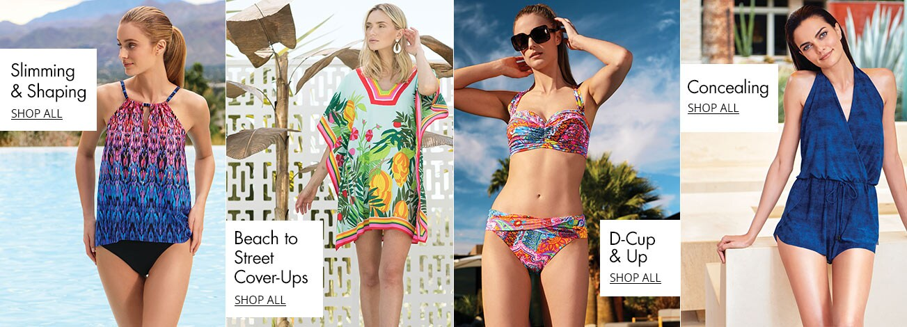 216008915b Women's Swimsuits, Swimwear & Cover-Ups | Dillard's