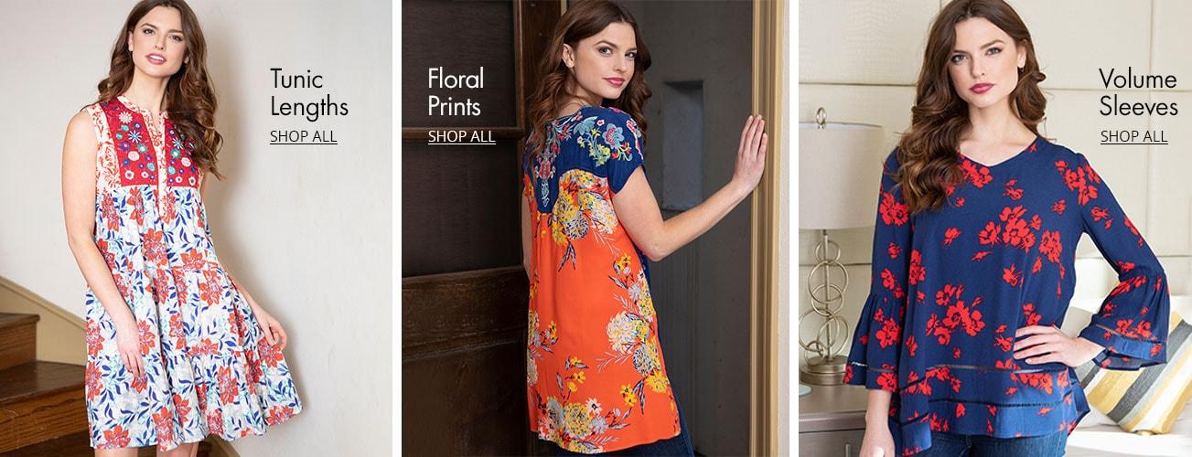 adc1b09e509e76 Women's Casual & Dressy Tops & Blouses | Dillard's
