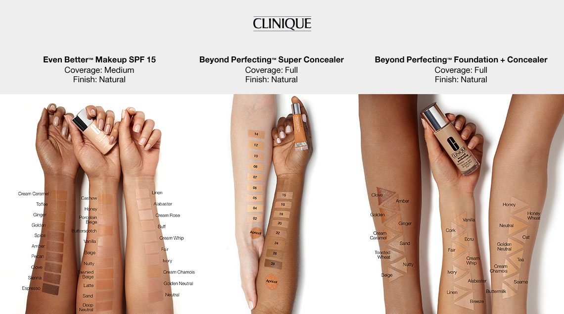 Clinique Beyond Perfecting Foundation Concealer Dillard S