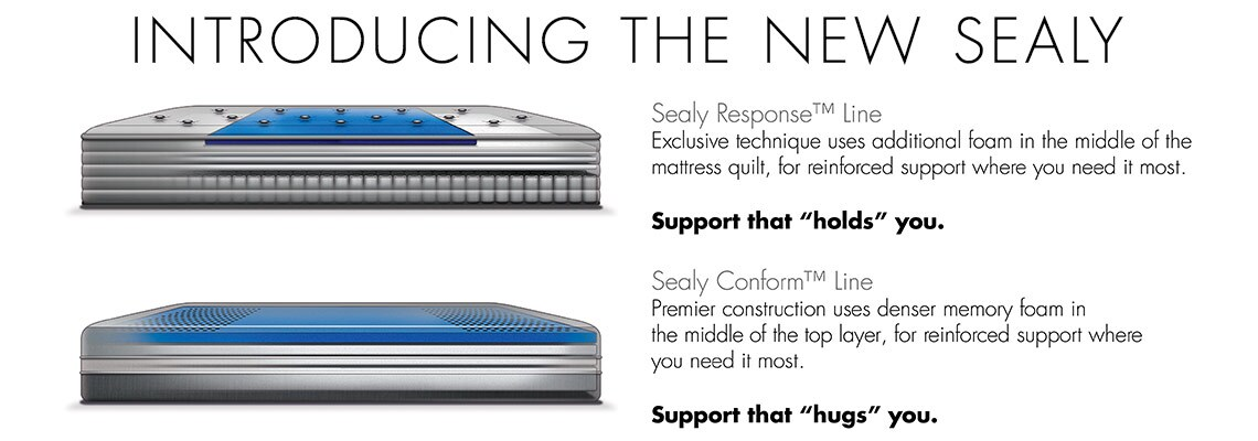 Introducing the New Sealy