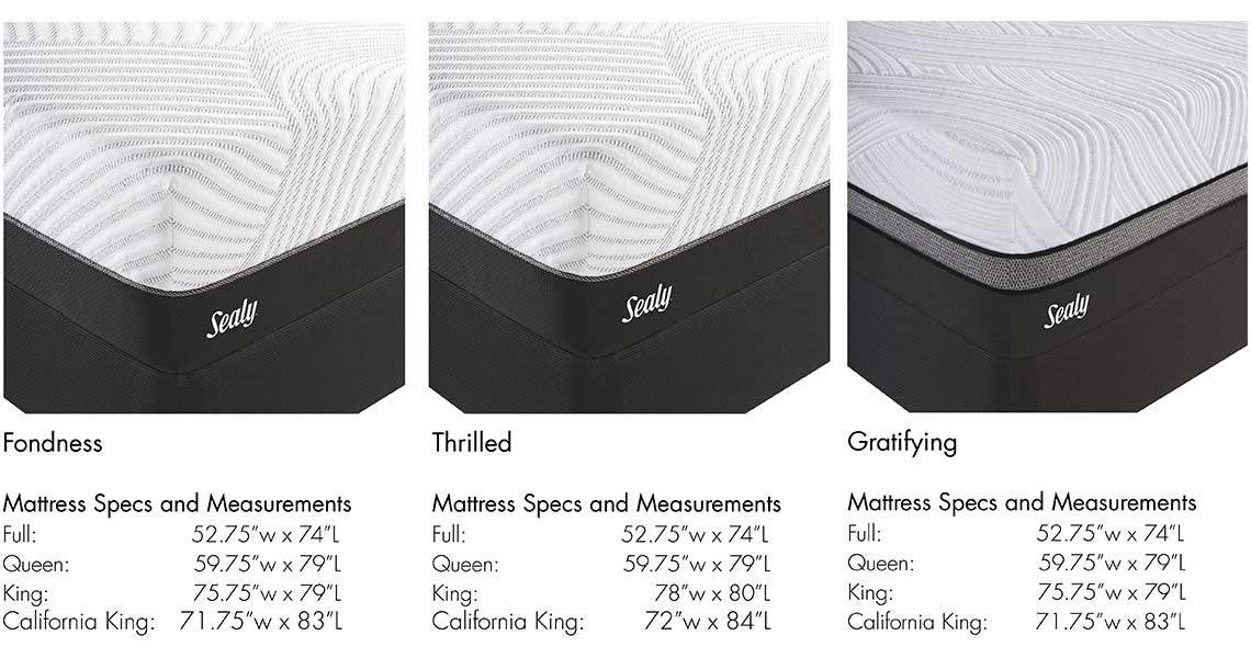 Sealy Matress Information | Fondness, Thrilled, and Gratifying