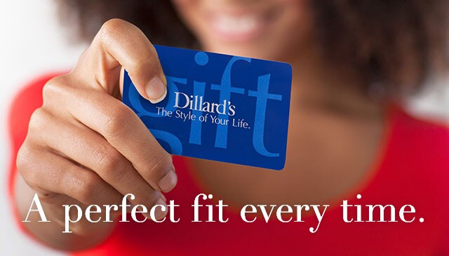 Gift Cards | Dillards