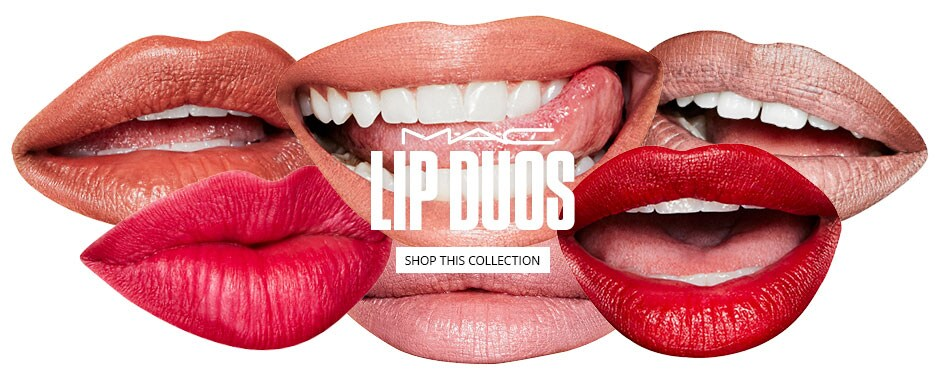 MAC Lip Duos Collection