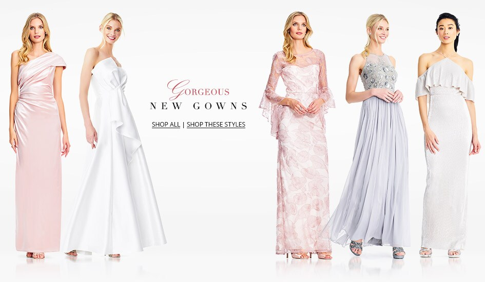 Bridal Gowns & Wedding Party Attire