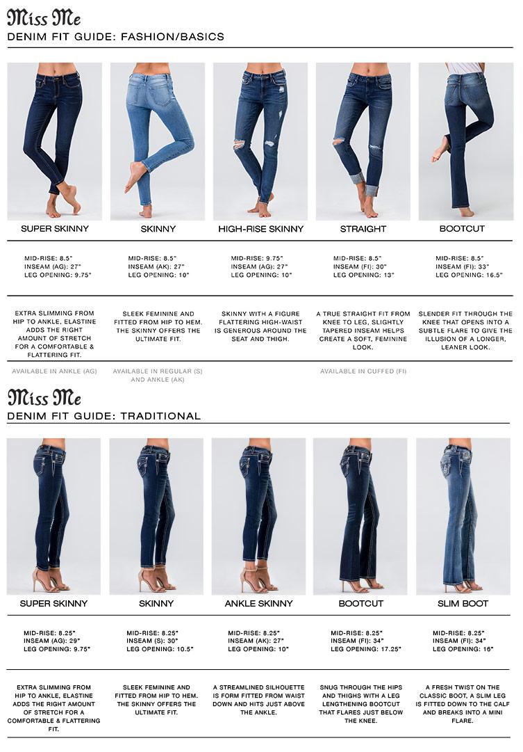 Miss Me Stretch Denim Skinny Jeans