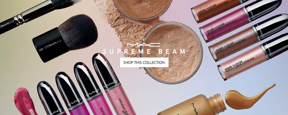 MAC Supreme Beam Collection