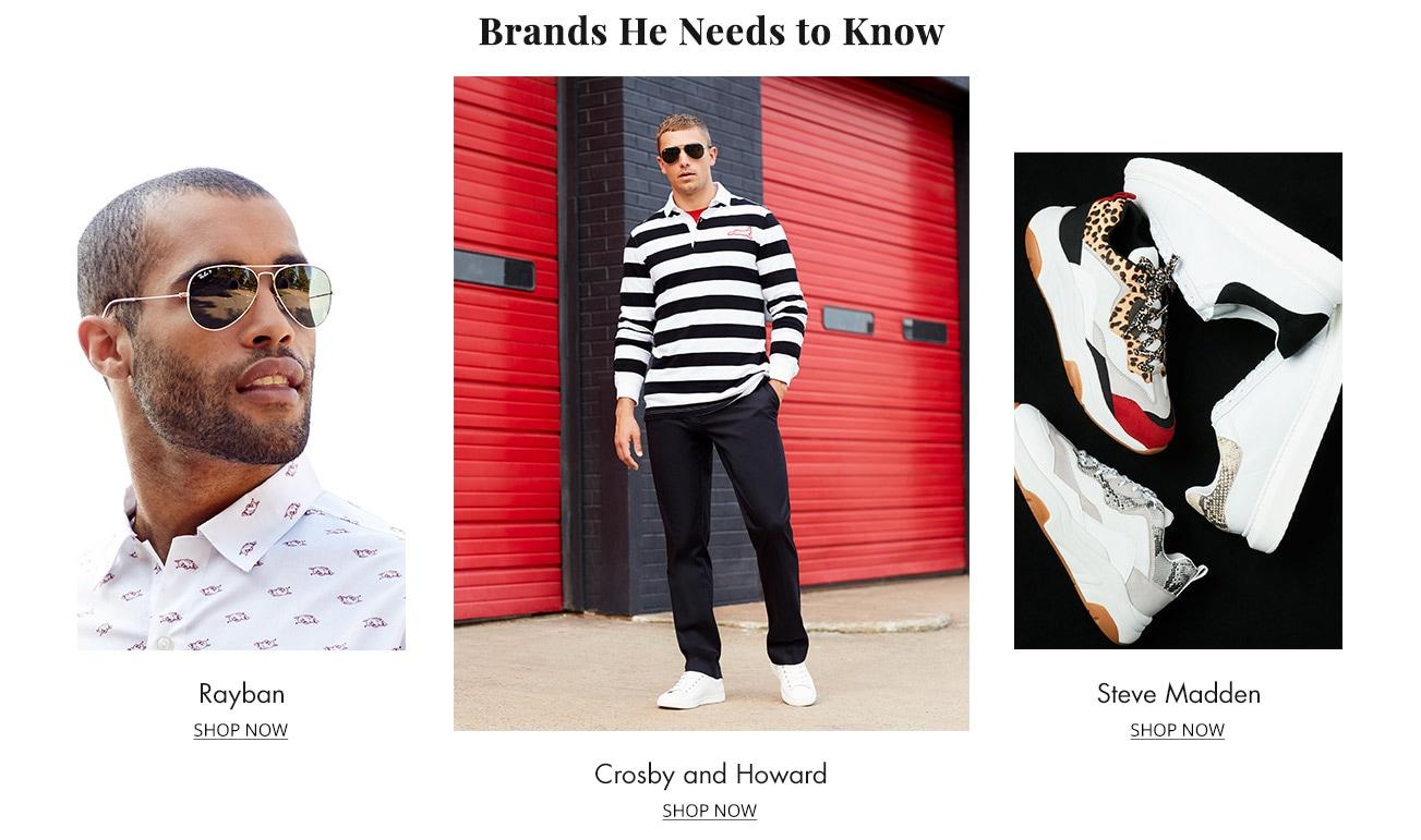 Men's Clothing & Apparel   Dillard's