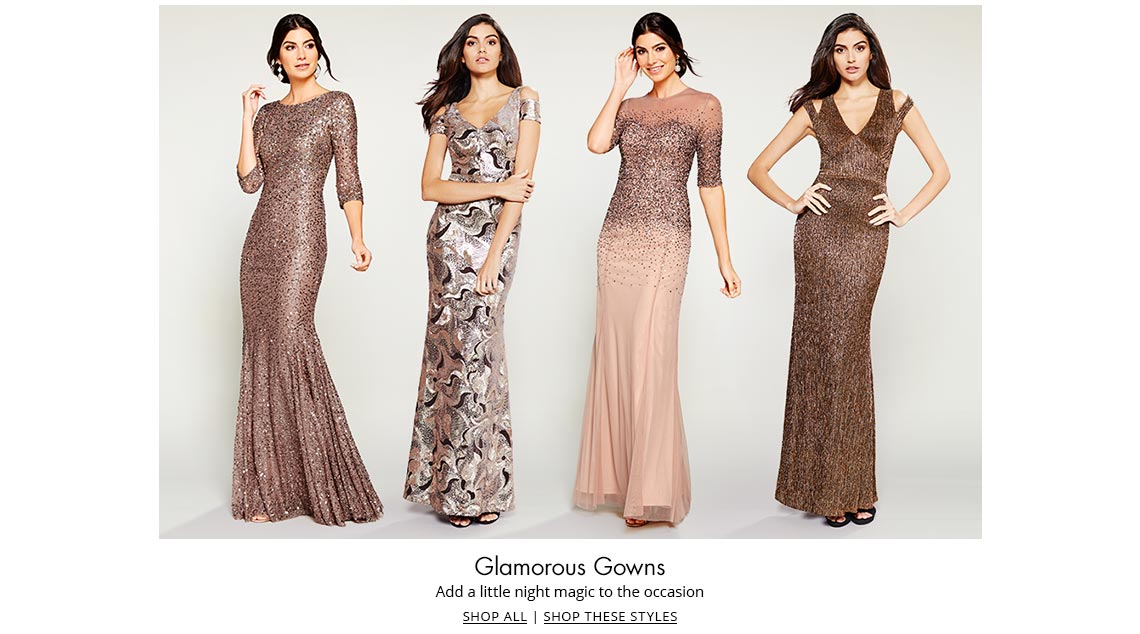 Shop Glamorous Evening Gowns on Dillards.com