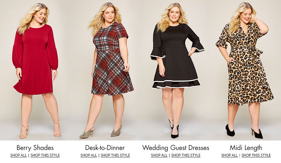 Womens Plus Size Dresses Gowns Dillards