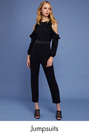 Shop All Women's Jumpsuits & Rompers