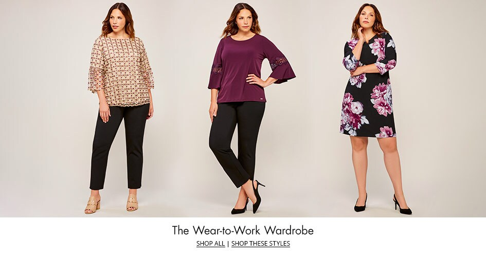 Womens Plus Size Clothing Dillards