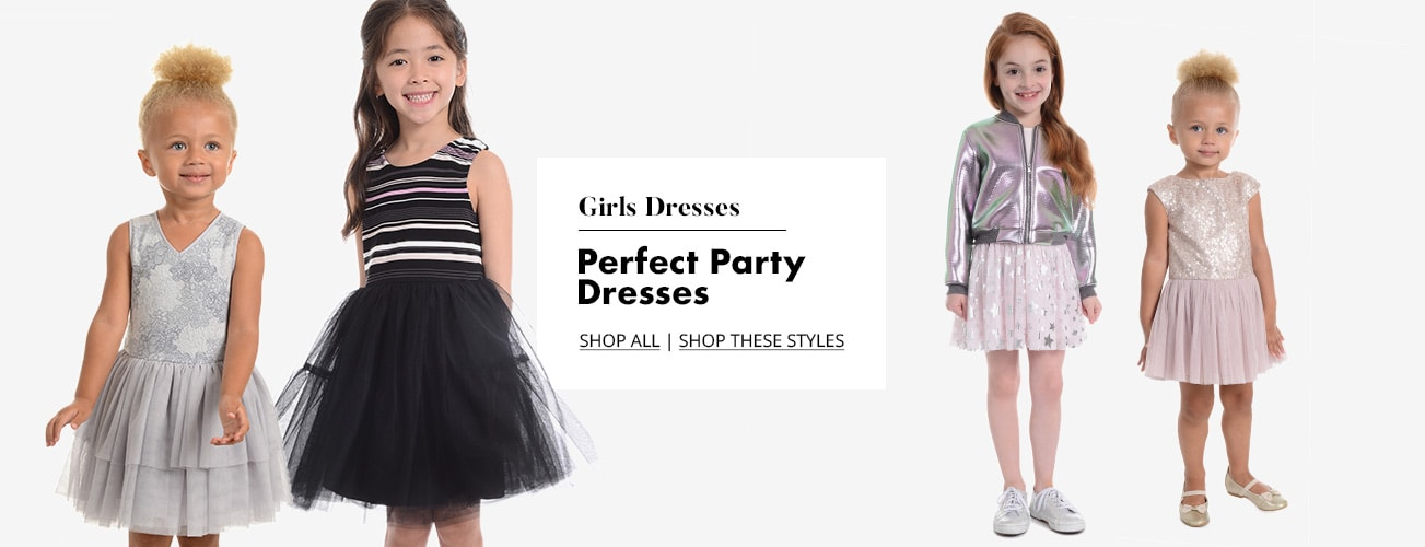 Girls Dresses Dillards
