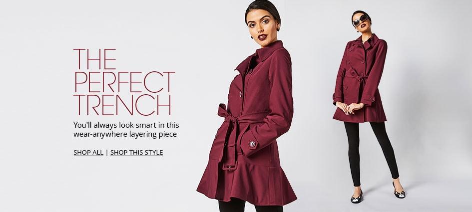 Women S Coats Amp Jackets Dillards