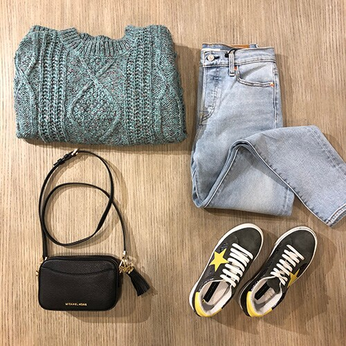 The Edit - Boyfriend vibe outfit