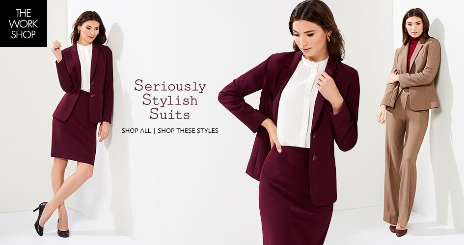 Women's Workwear & Suits | Dillards
