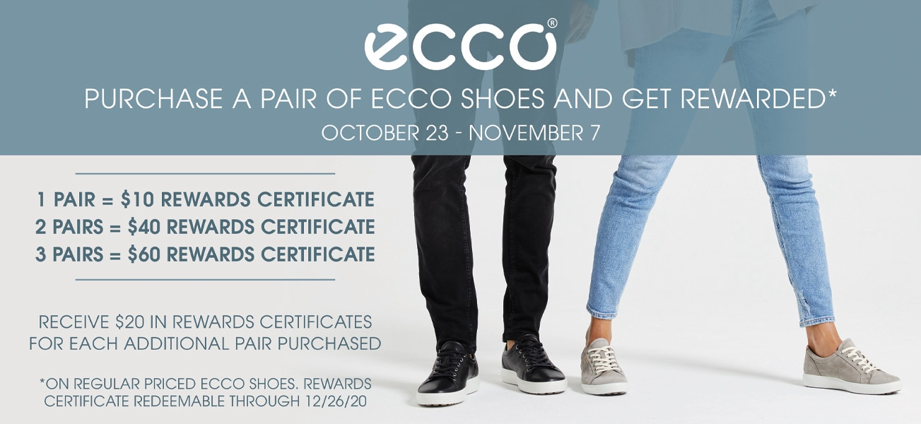 ECCO Rewards