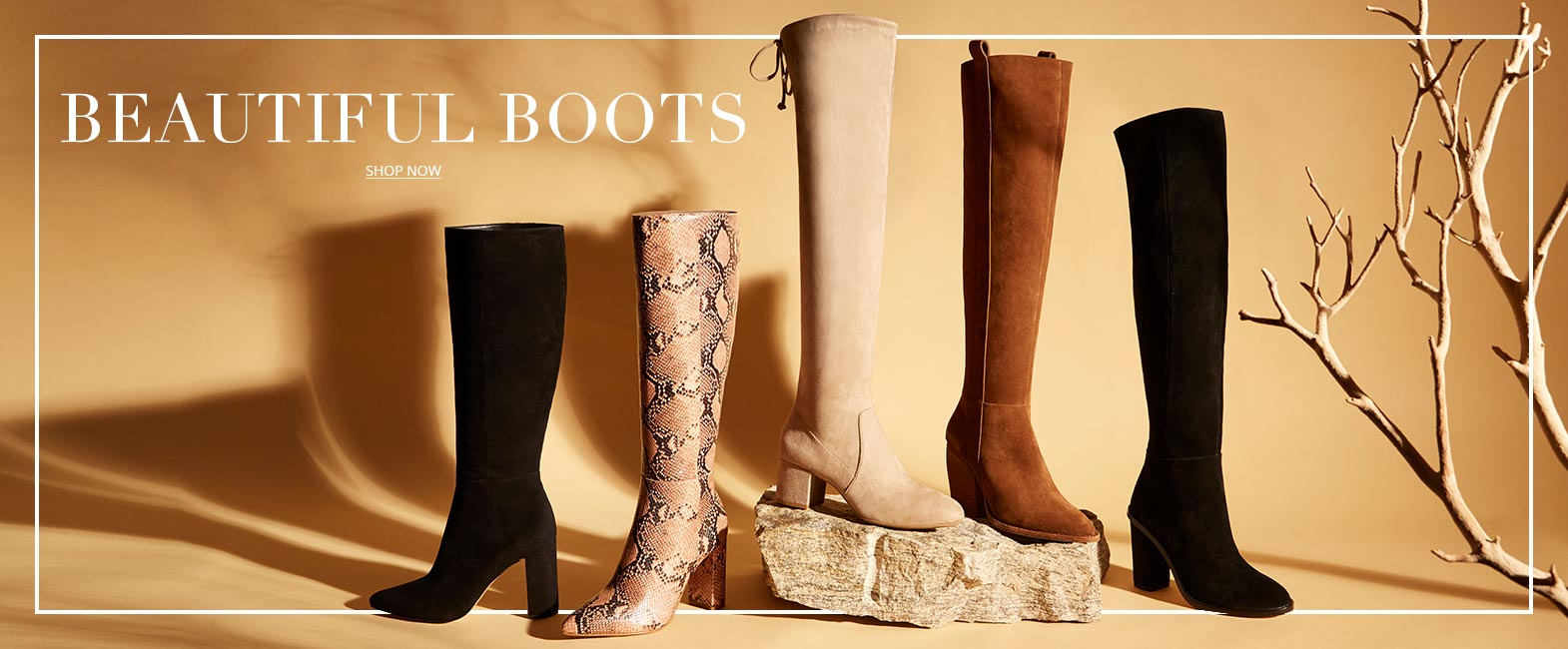 Shop all Beautiful Boots - Shop Now